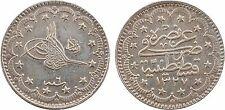 Turquie, Mohammed V, 5 kurush, AH 1327 6 1914, SUP - 104