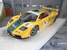 McLAREN BMW GTR F1 24h Le Mans 1995 Harrods MachOne Wallace Bell Minichamps 1:18