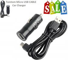 MICRO USB Data Cable for GO VIA LIVE START XL ONE SERIES TomTom In Car Charger