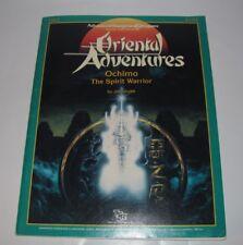ADVANCED D&D DUNGEONS & DRAGONS OA3 OCHIMO THE SPIRIT WARRIOR TSR 9195 (C) 1987