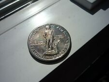 New listing 1925(Rare)(Toned!Wow!)( Lexington)(Mint State +!)Concord Silver Half Dollar