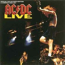 AC/DC - Live [New CD] UK - Import