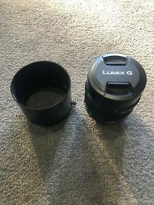 Panasonic Lumix DG Leica Nocticron 42.5mm F1.2 ASPH Power O.I.S Lens