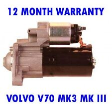 VOLVO V70 MK3 MK III 3.2 2007 2008 2009 2010 2011 - 2015 RMFD STARTER MOTOR