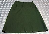 Genuine British Army Woman's Old Pattern Barrack Green Uniform Skirt