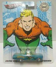 2011 Hot Wheels DC Comics '65 Ford Ranchero Aquaman Real Rides!
