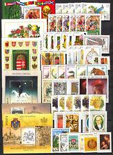 Hungary 1990. Full year set with blocks MNH Mi: 95 EUR