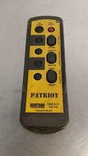 Remtron Patriot 198013-11 25T11A Hoist Control Unit 6B