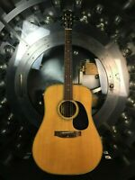 Lyle W465 Japanese Acoustic Guitar w/ Chipboard Case