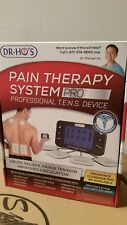 Dr.ho pain therapy system 4 pad  PRO Tens machine