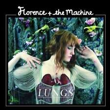 FLORENCE + THE MACHINE Lungs CD 2009 Florence Welch * NEU