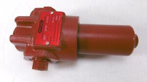 Hydac Druckfilter MDF 30 OB | A1.0/-V | bis 280 bar | Bj. 06/12