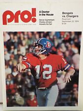 PRO! A DOCTOR IN THE HOUSE DENVER QUARTERBACK CHARLEY JOHNSON ANSWERS THE CALL B