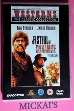 A FISTFUL OF DYNAMITE - WESTERNS THE CLASSIC COLLECTION WTCCN18 DVD PAL OOP
