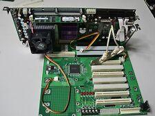 Portwell ROBO-8712EVLA SBC Single Board Computer & PBP-14A7-A Backplane