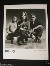 BELLY--1990s PUBLICITY PHOTO