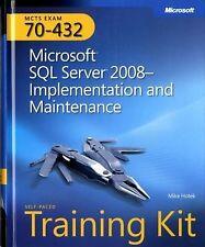 MCTS Self-Paced Training Kit (Exam 70-432): Microsoft� SQL Server� 2008