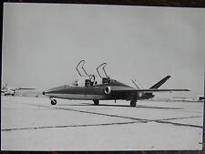 AVIATION, PHOTO AVION FOUGA 90, PROTOTYPE , (1978)