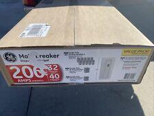 Ge PowerMark Gold 200-Amp 32-Spaces 40-Circuit Main Breaker Load Center (Value P