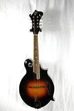 The Loar LM-520 Hand-Carved F-Model Acoustic Mandolin - Sunburst  #R8050