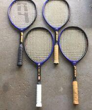 Prince Mono Raquetas de Tenis (JIMMY Connors) Todo Tamaño Grip 4. Vendido