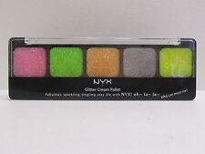 NYX Glitter Cream Palette color GCP03 Utopia Brand New & Sealed