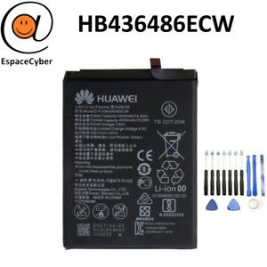 Batterie HB436486ECW pour Huawei Mate 10/10 Pro Mate 20/20 Pro P20 Pro P30 Pro