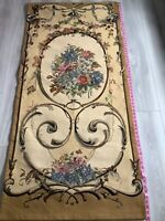 Vintage Woven Wall Decor Art Hanging Tapestry Collectible