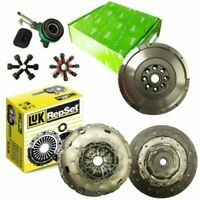 CSC, LUK CLUTCH KIT, BOLTS AND VALEO DMF FOR JAGUAR X-TYPE SALOON 2.0 D