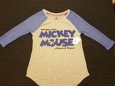 Grey 003 Gris XXL para Mujer Disney Micky Mouse Classic Mickey Sudadera