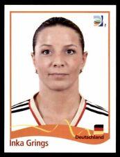 Panini FIFA World Cup 2011 Germany Women Sticker #40 Inka Grings Germany