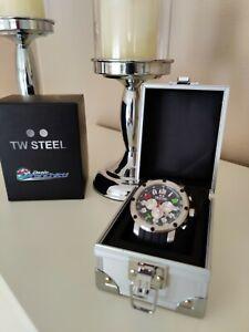 TW  Steel Chronograph Dario Franchitti