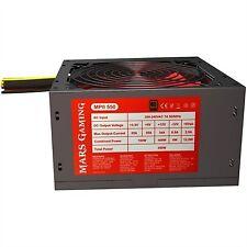 Fuentes de alimentación de ordenador ATX de 550W PC