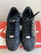 Nike Cortez Basic Sl Black/White (GS) (904764 001) Sz 6.5