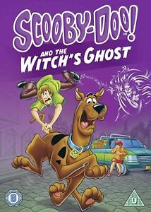 SCOOBY-DOO AND THE WITCH'S GHOST (Region 4) DVD Scooby Doo Witches