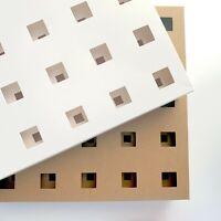 Wedding Confetti Cone Box Tray White Holder | Fits Holds 25 Square Cones