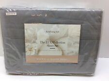 Home by Jennifer Adams The Lux Collection Sheet Set Queen