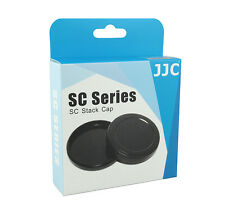 JJC SC-49 49mm Filter Stack Caps for Pentax Sony Leica Zeiss Fujfifilm Lens