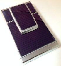 Polaroid SX-70 New Blue Steel Mirror Tile PolaSkinz Replacement Skinz SLR680/690