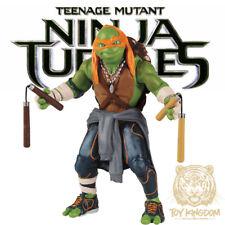 """MICHELANGELO - Playmates Teenage Mutant Ninja Turtles Movie 11"""" Figure (2014)"""