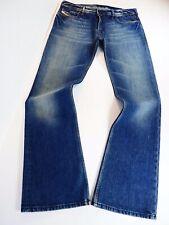 Diesel Zathan Jeans W34 L34 ( W35 L35 ) Wash 0089J BOOTCUT 34W 34L AMAZING JEANS