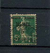 Memel - Nr. 18a gestempelt. Tiefst geprüft Huylmans  (D609)