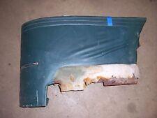 1954 Buick Special 2 door hardtop interior rear seat arm rest base upholstery PR