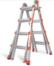 17 1a Little Giant Ladder Classic With Work Platform 10102lgw The Original New