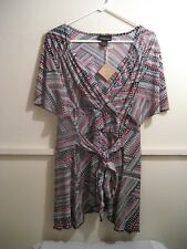LANE BRYANT womens top/blouse size 22/24 new with tags
