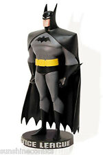 Batman Maquette Justice League Animated 1480/8500 Statue DC Direct NEW SEALED