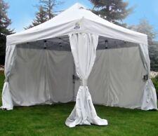 Canopy Commercial Grade Tent E-Z Up 10' x 10' & Storage Bag Flea Market Fairs