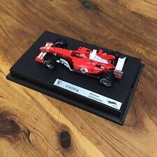 Hotwheels Racing 1/43 Ferrari Michael Schumacher F2004 Formula 1 Code 6750-167