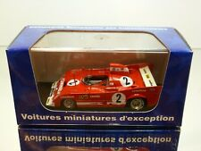 BRUMM V4704 ALFA ROMEO 33TT12 1st 1000 KM SPA 1975 - RED 1:43 - EXCELLENT IN BOX
