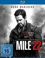 Mile 22 [Blu-ray] von Berg, Peter | DVD | Zustand sehr gut
